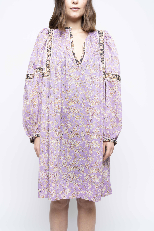 Robe Isabel Marant Etoile Virginie Iris Et Rive Gauche