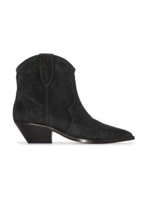 Boots Dewina Isabel Marant noir