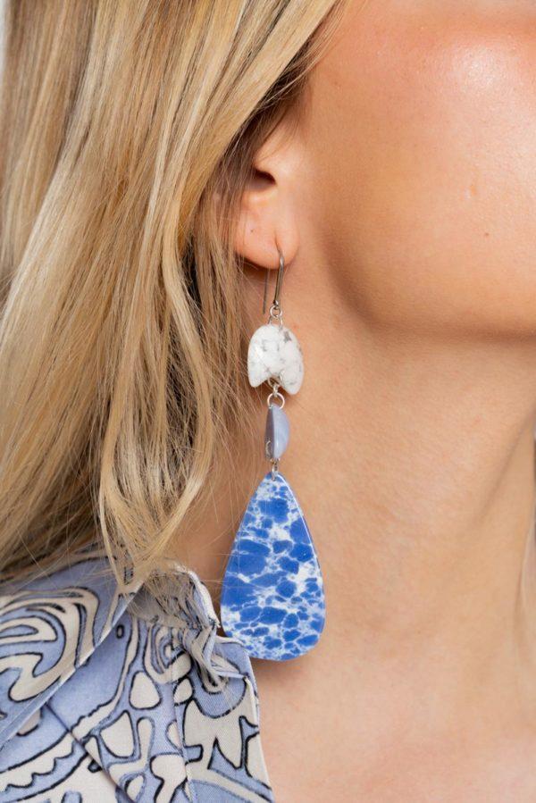 Boucles d'oreille Isabel Marant