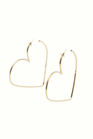 Boucles d'oreille Shiny in love Isabel Marant