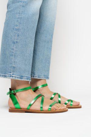 Sandales Dalia Vertes Massalia