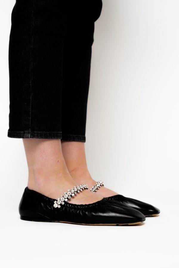 Chaussures plates Gai Flat Jimmy Choo